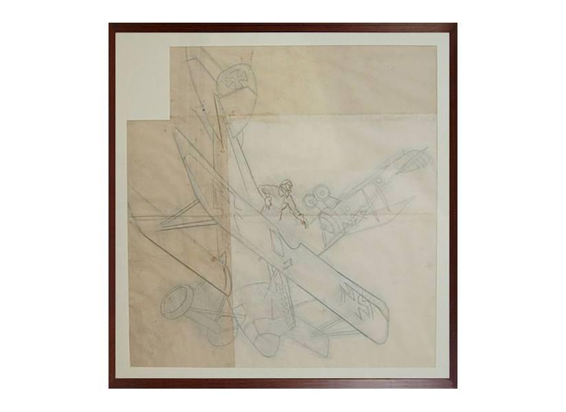 Aerei d'epoca/166-Albatros D V Hanriot HD 1