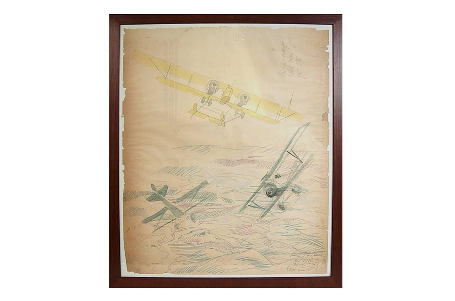 Aerei d'epoca/174-Caudron G IV Nieuport 17