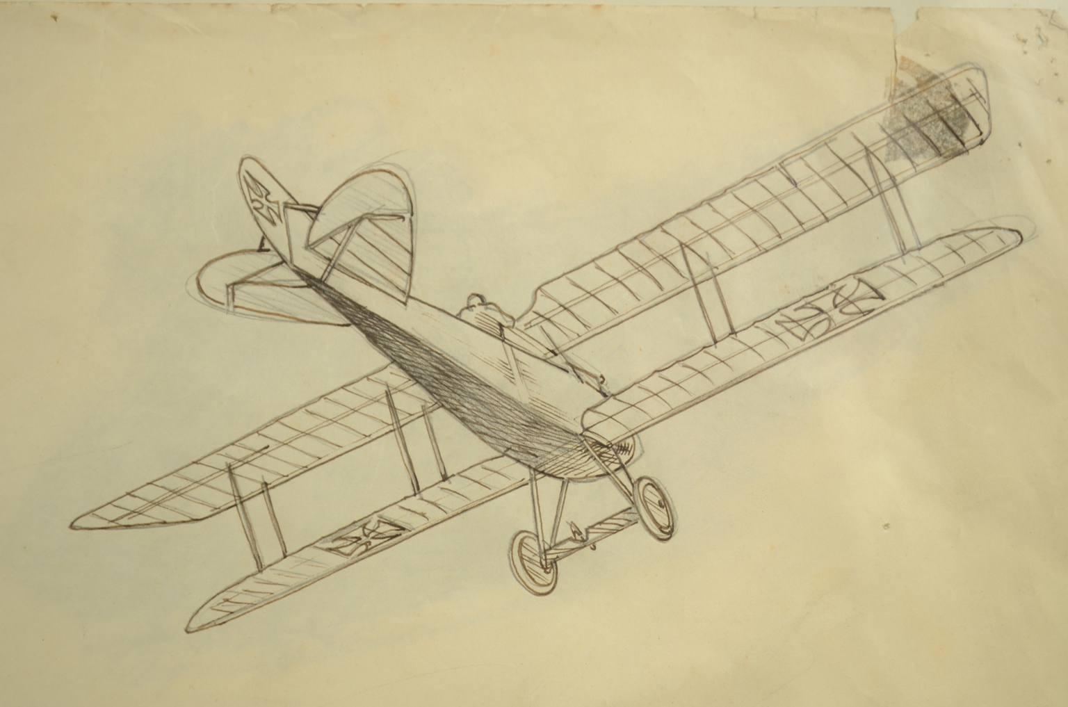 Aerei d'epoca/178-Hanriot HD Albatros C III