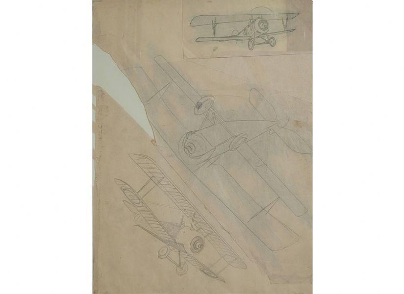 Aerei d'epoca/185-Nieuport 11 Bebe