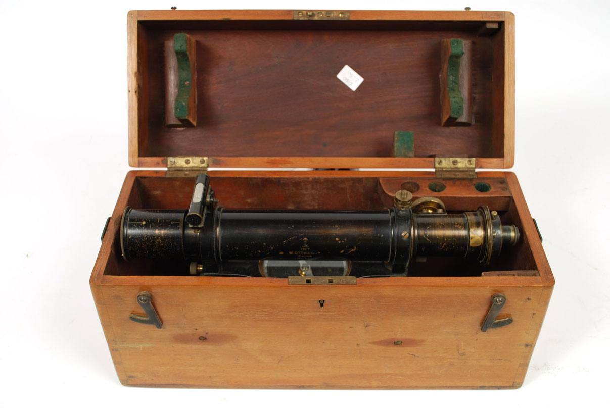 Strumenti di misura antichi/247A-Livello Ottway