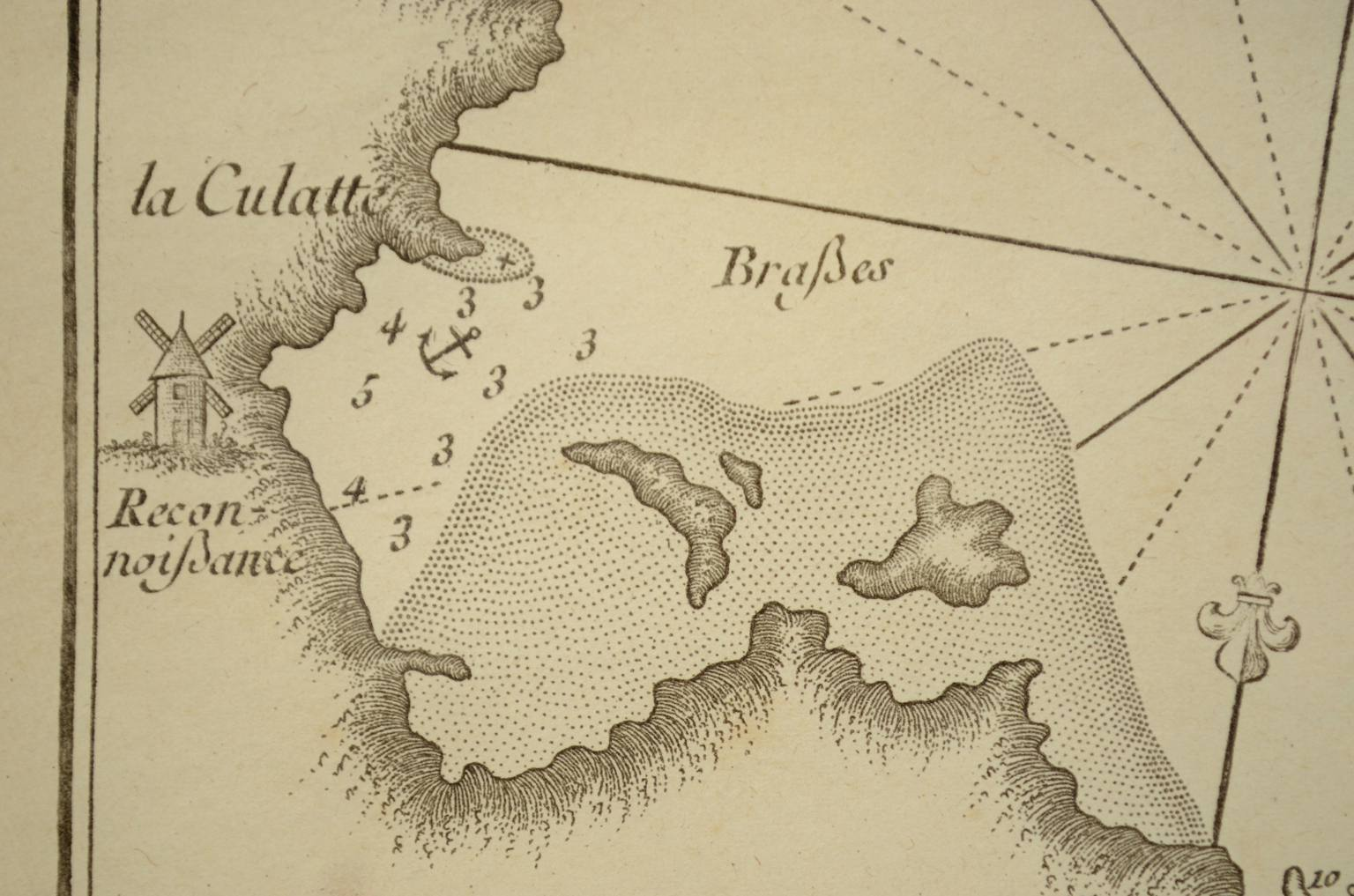 Antiquariato nautico/2515-Portolano Golfe St Drely