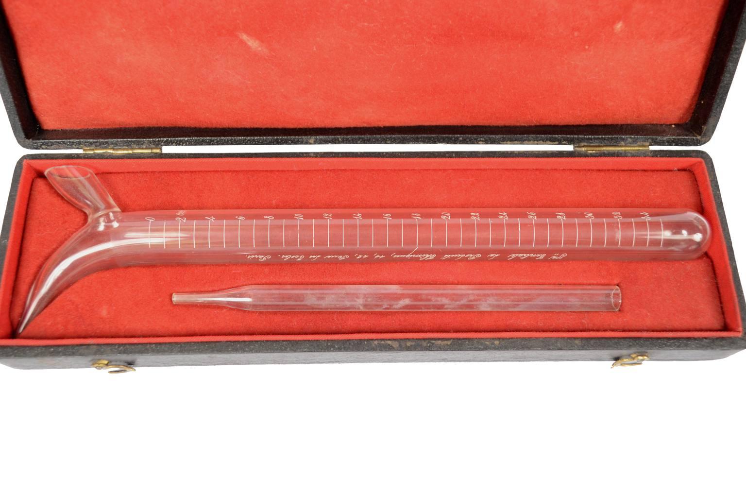 Strumenti medici d'epoca/283-Grossa pipetta
