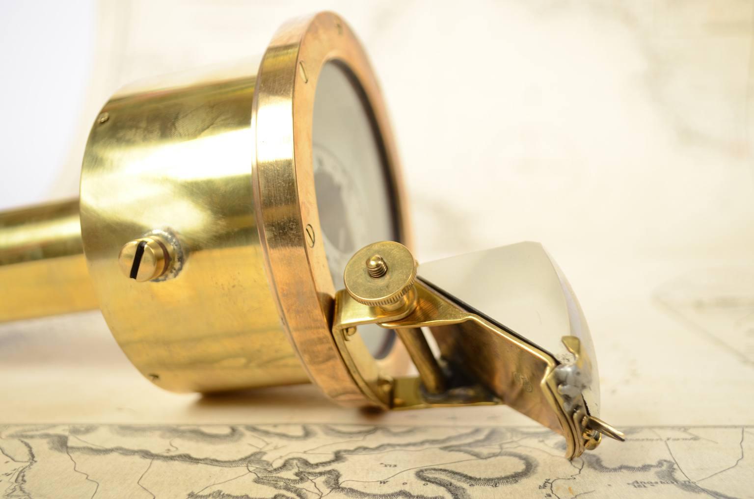 Bussole antiche/3081B-Bussola Vion 1900