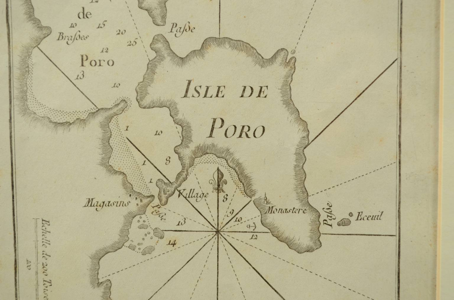 Antiquariato nautico/3475-Isle De Poro