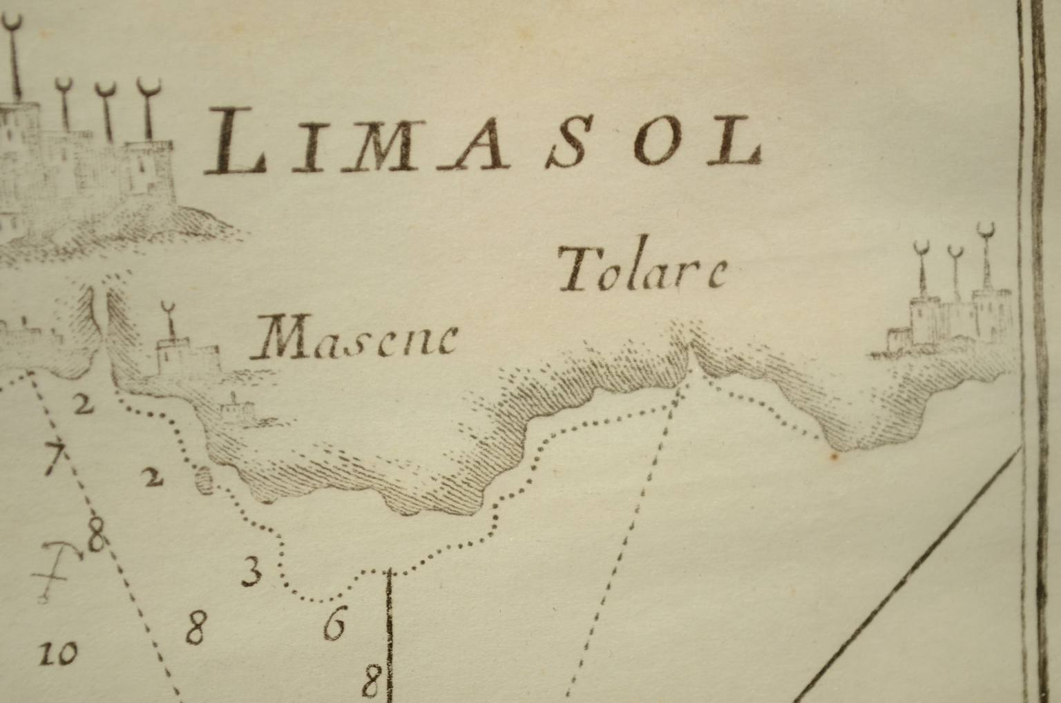 Antiquariato nautico/3477-Cipre e Limasol
