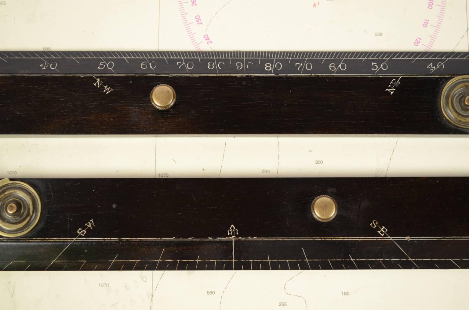 Antiquariato nautico/4683-Grandi parallele
