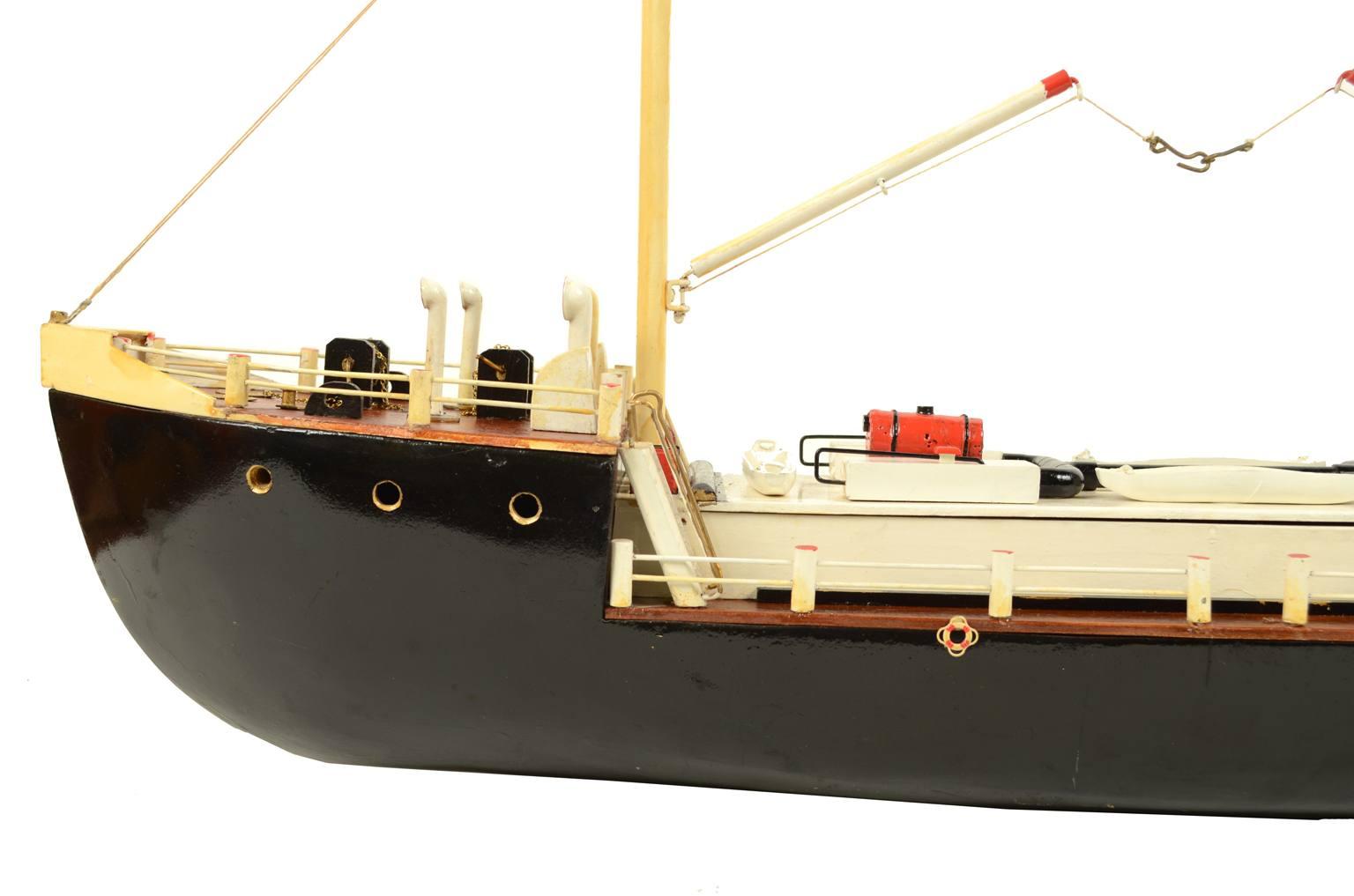 Modelli di navi d'epoca/4854-Modellino francese