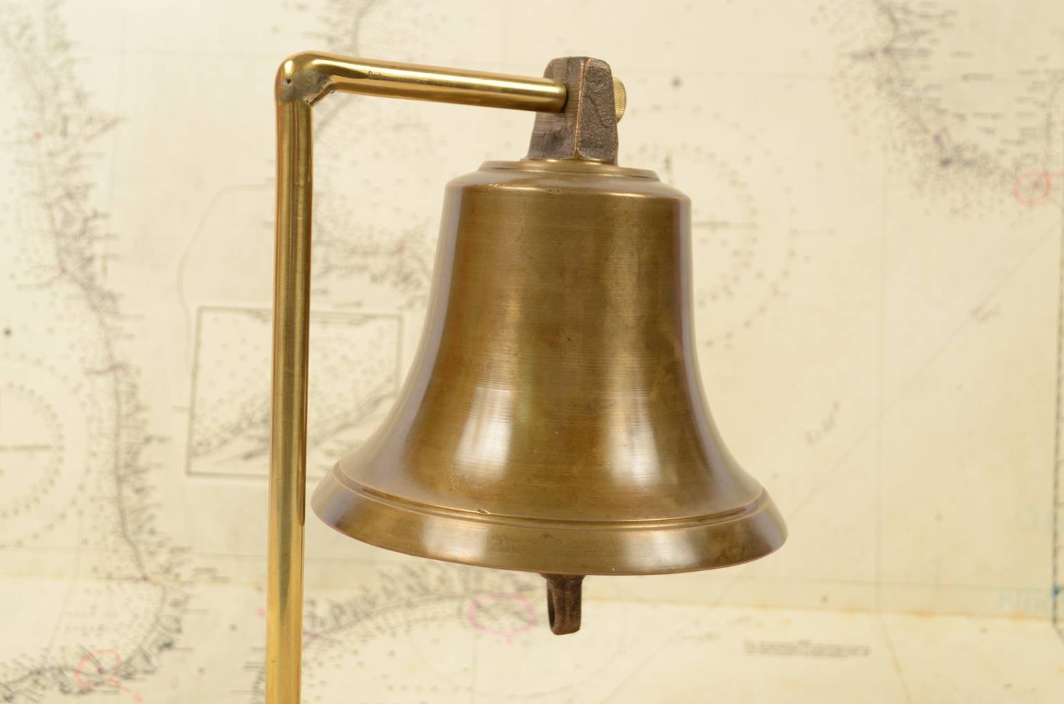 Antiquariato nautico/4902-Campana nautica