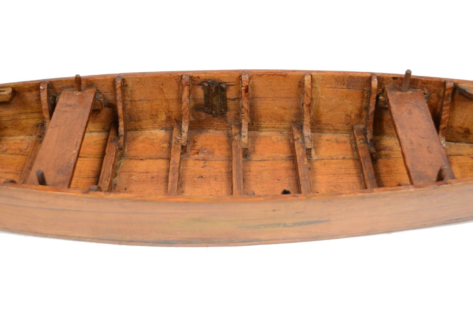 Modelli di navi d'epoca/495A-Modello barca pesca