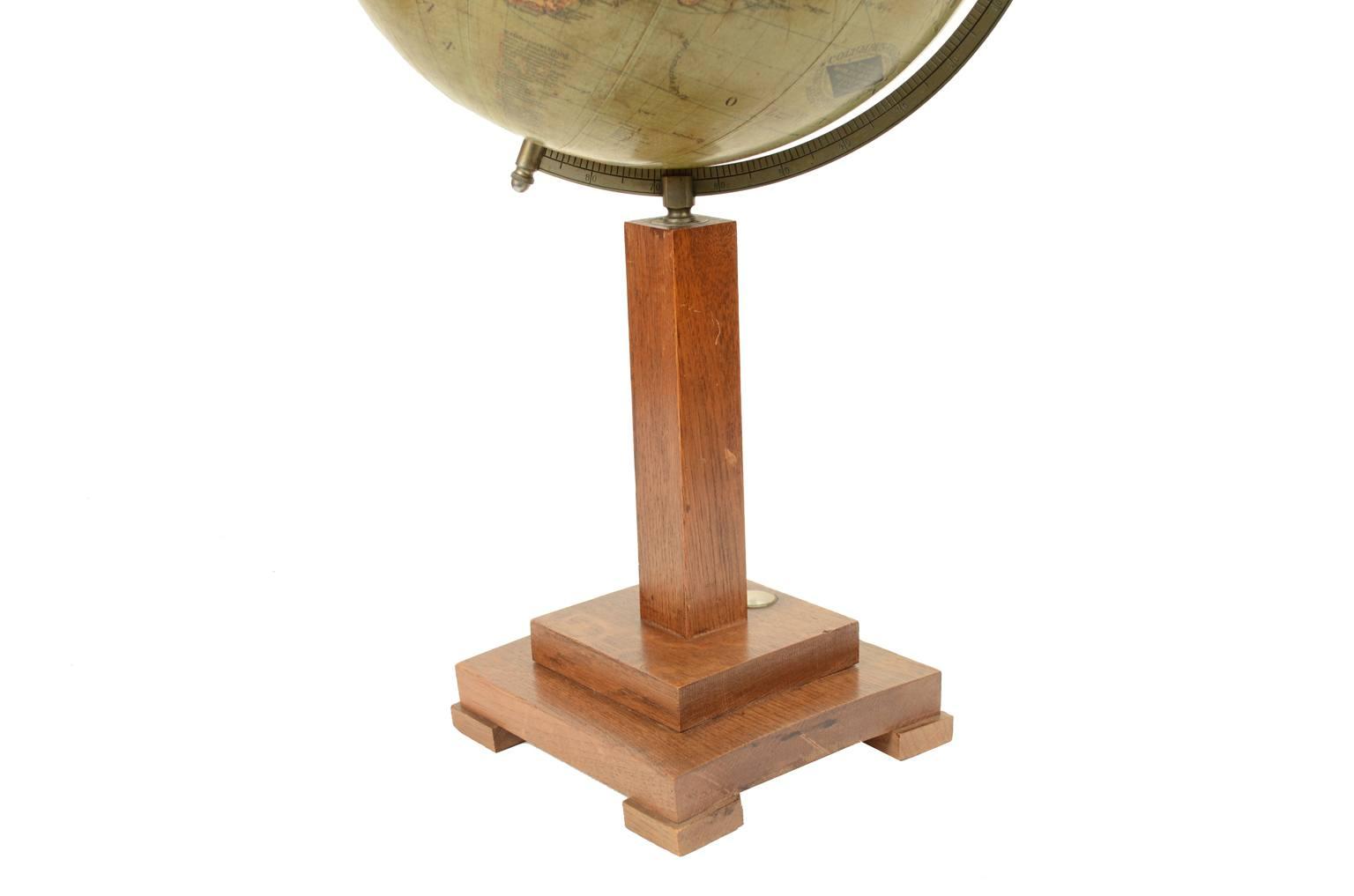 地球仪-世界地图/4972-Columbus 地球仪