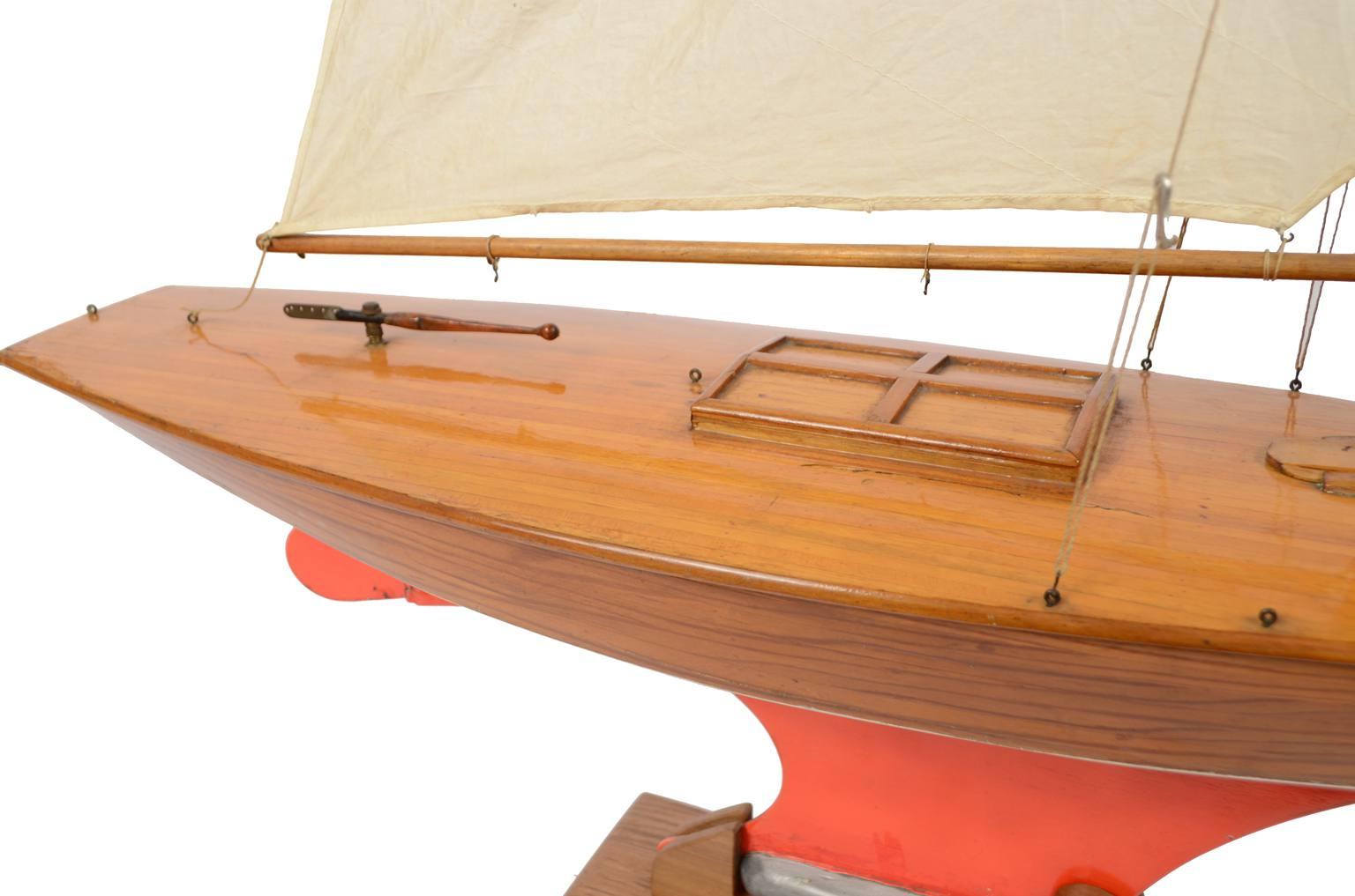 Modelli di navi d'epoca/5021B-Pond model