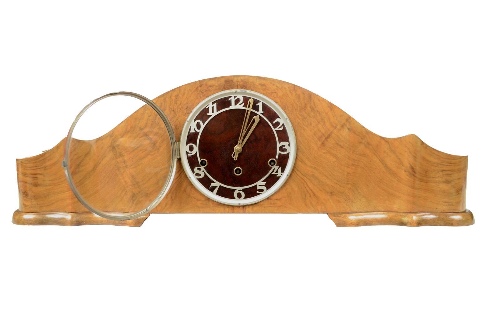 Strumenti di misura antichi/5074-Grande orologio da tavolo
