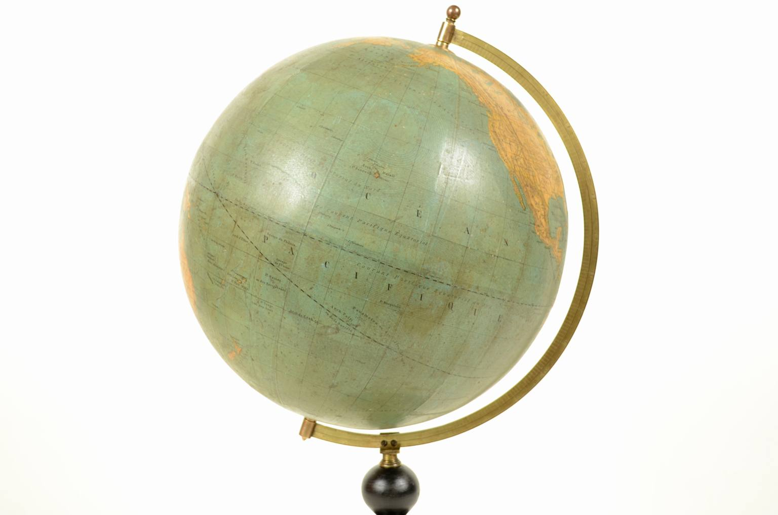 Globi-mappamondi antichi/5077-Globo Vivien