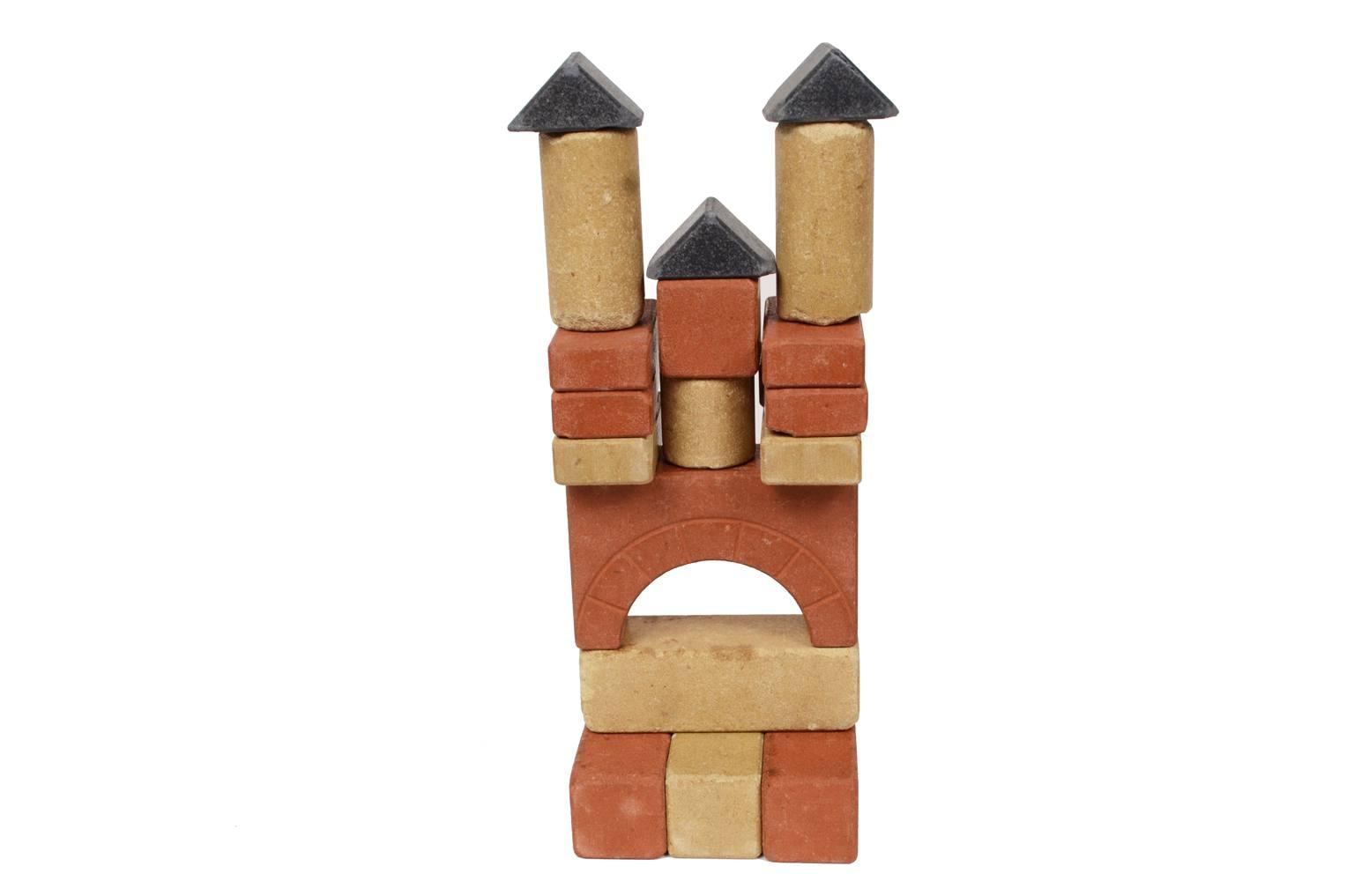 Strumenti di misura antichi/5095-Gioco architettura