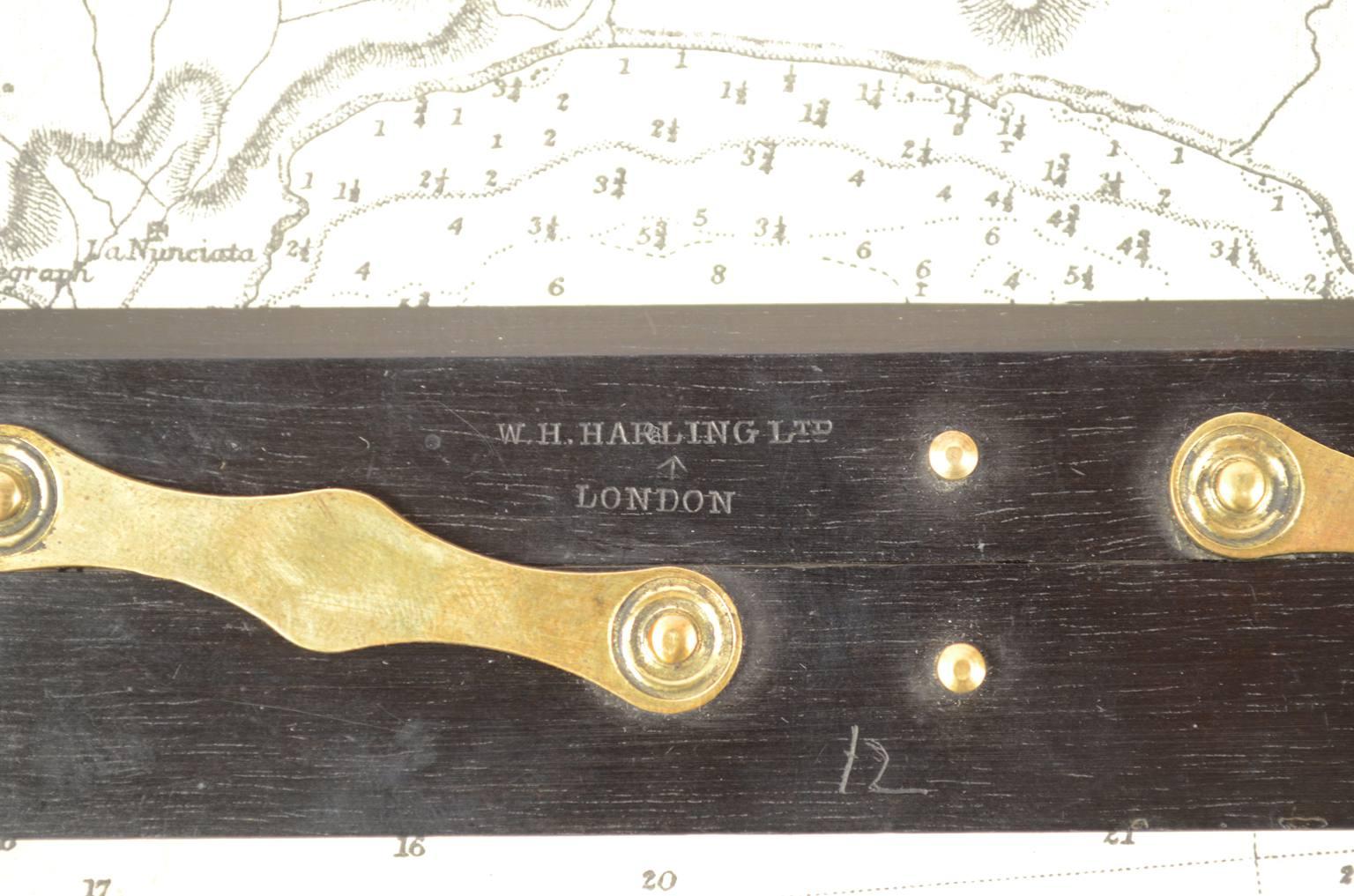 Antiquariato nautico/5106-Compassi inglese