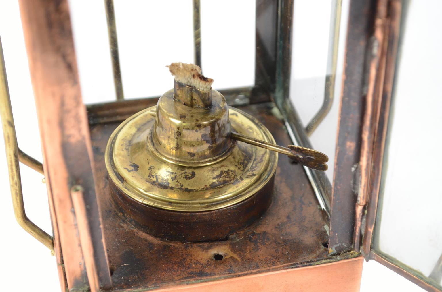 Antiquariato nautico/5481-Fanale 1900