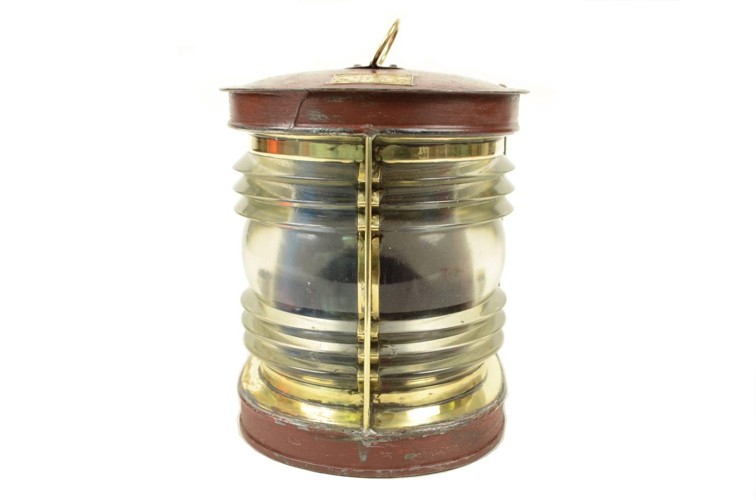 航海类古董/5483-航海灯