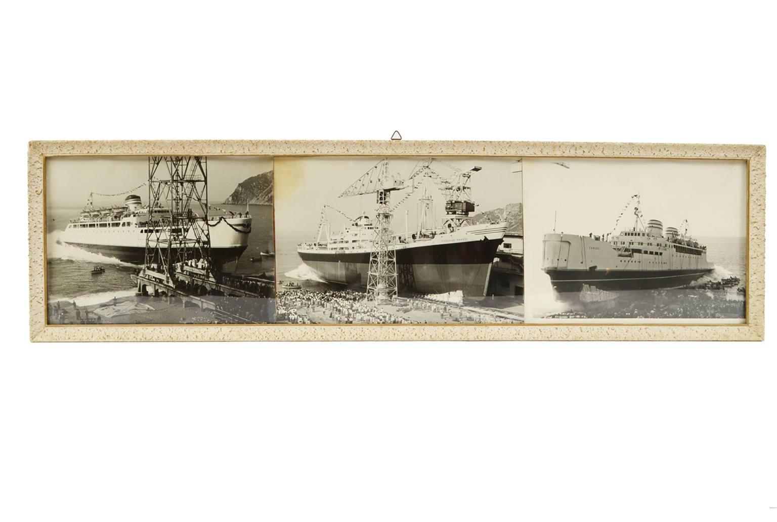 航海类古董/5497-船厂Riva Trigoso