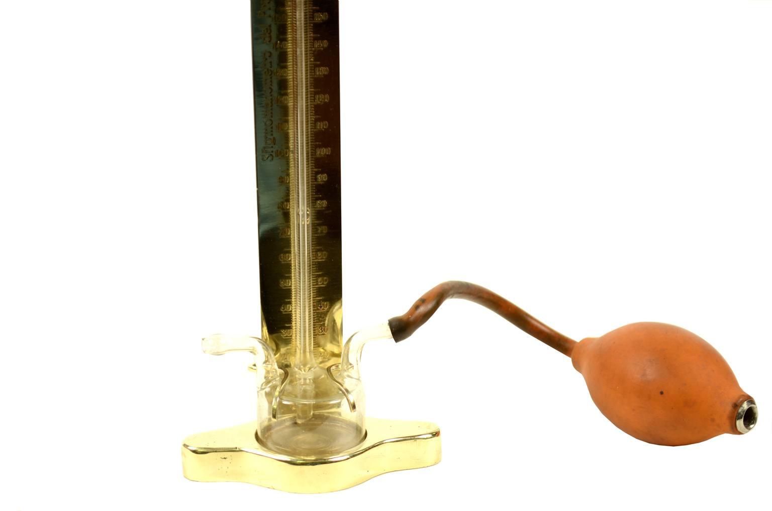Strumenti medici d'epoca/5649-Sfigmomanometro Rocci