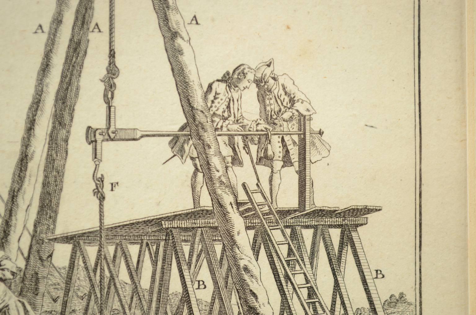 Antiquariato nautico/5693-Stampa Panckoucke