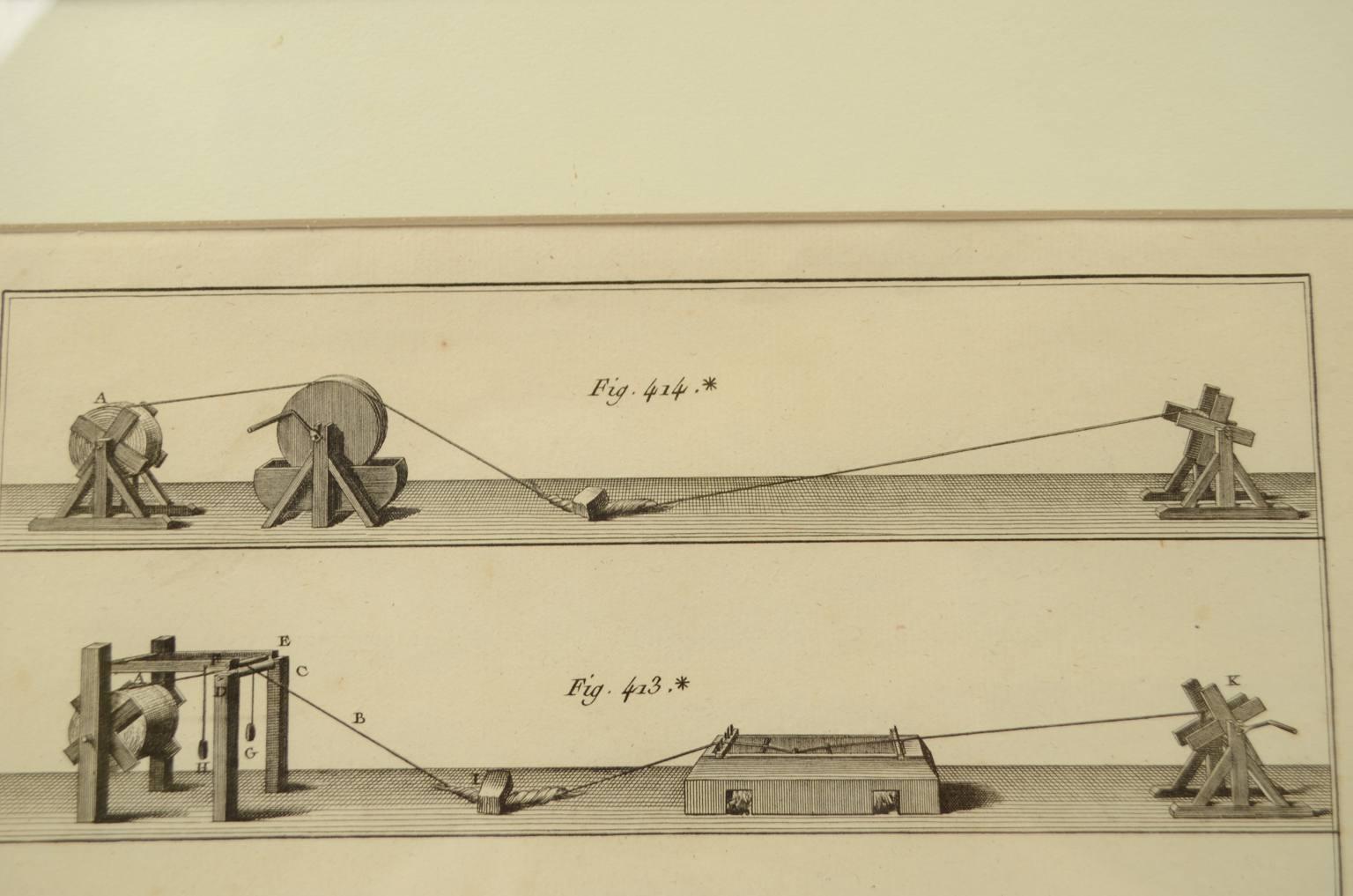 Antiquariato nautico/5694-Stampa Panckoucke