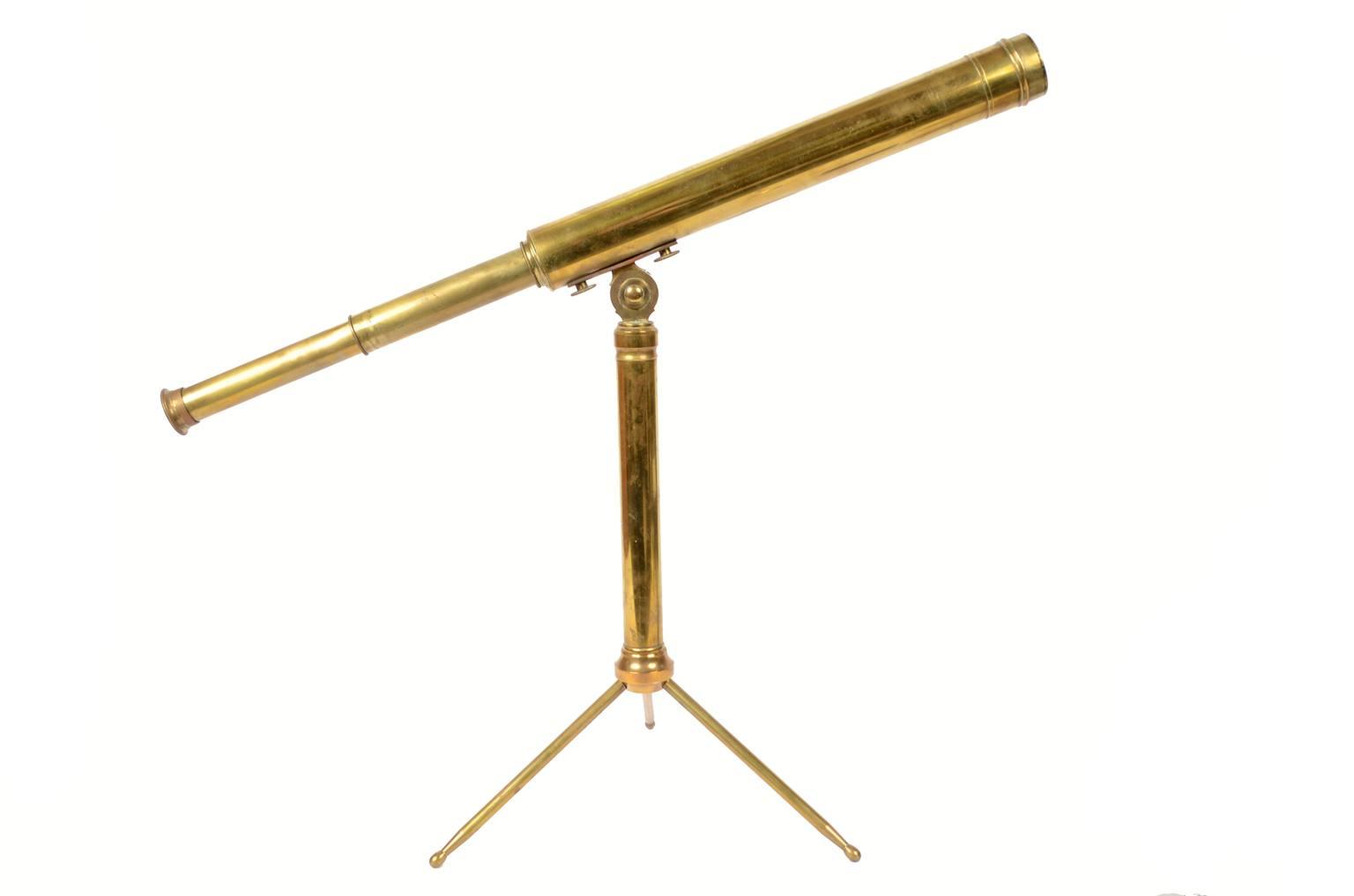 Strumenti astronomici antichi/5949-Cannocchiale da tavolo