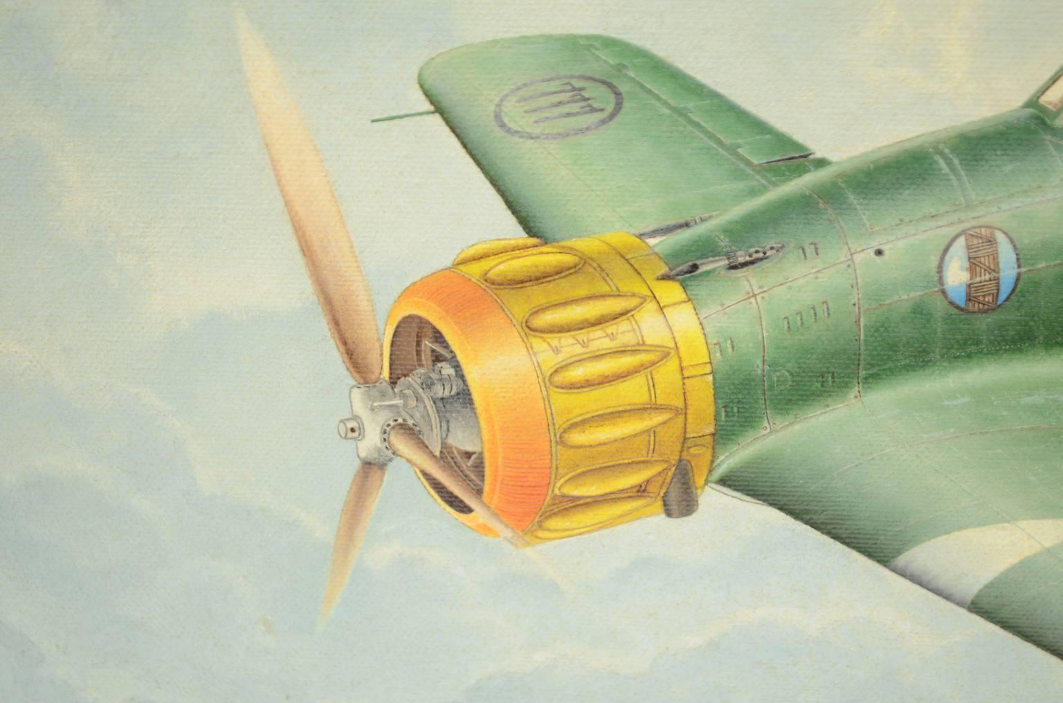 Aerei d'epoca/5957-Aerei Macchi Spauracchio