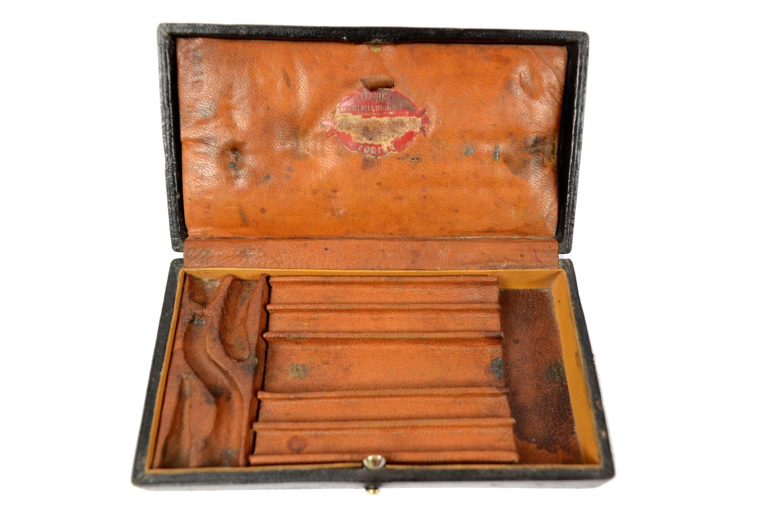 Strumenti medici d'epoca/60684-Siringa fine del XIX sec