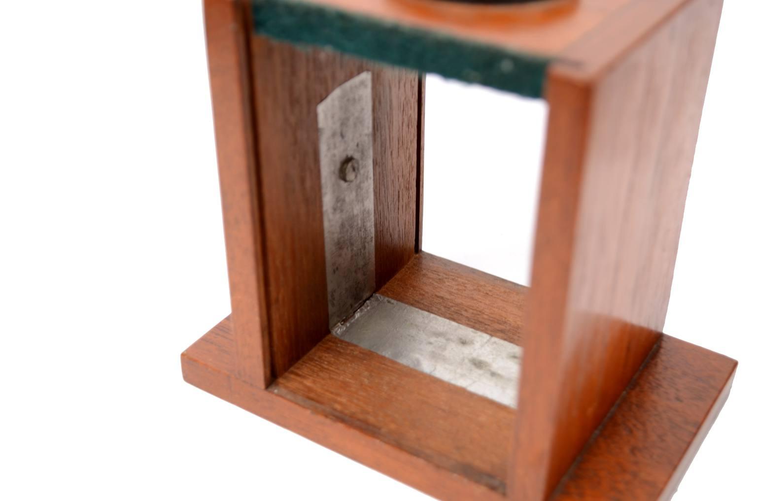 Strumenti di misura antichi/60782-Elettroscopio 1900