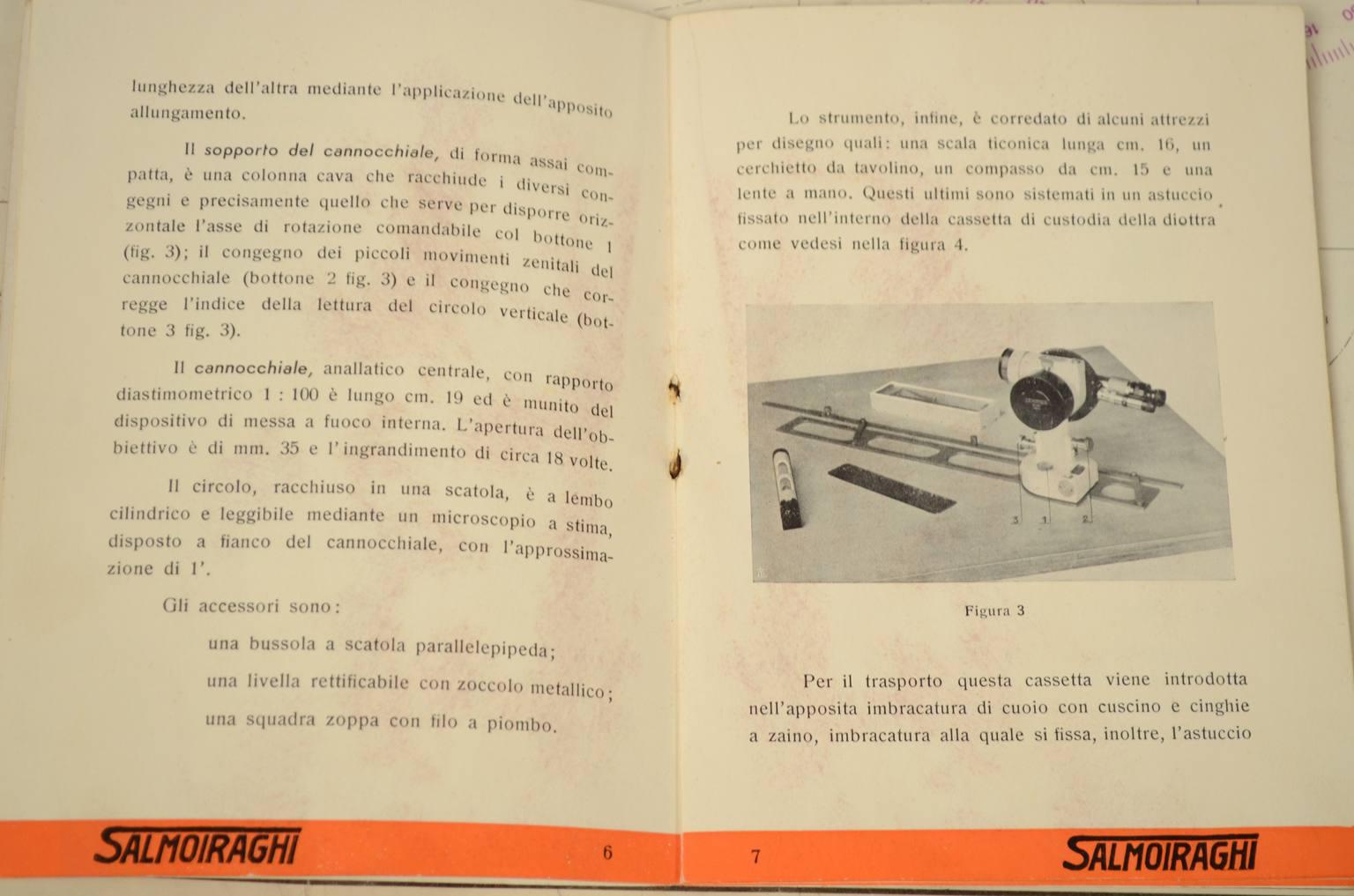 Strumenti di misura antichi/6093-Tavoletta Pretoriana 1930