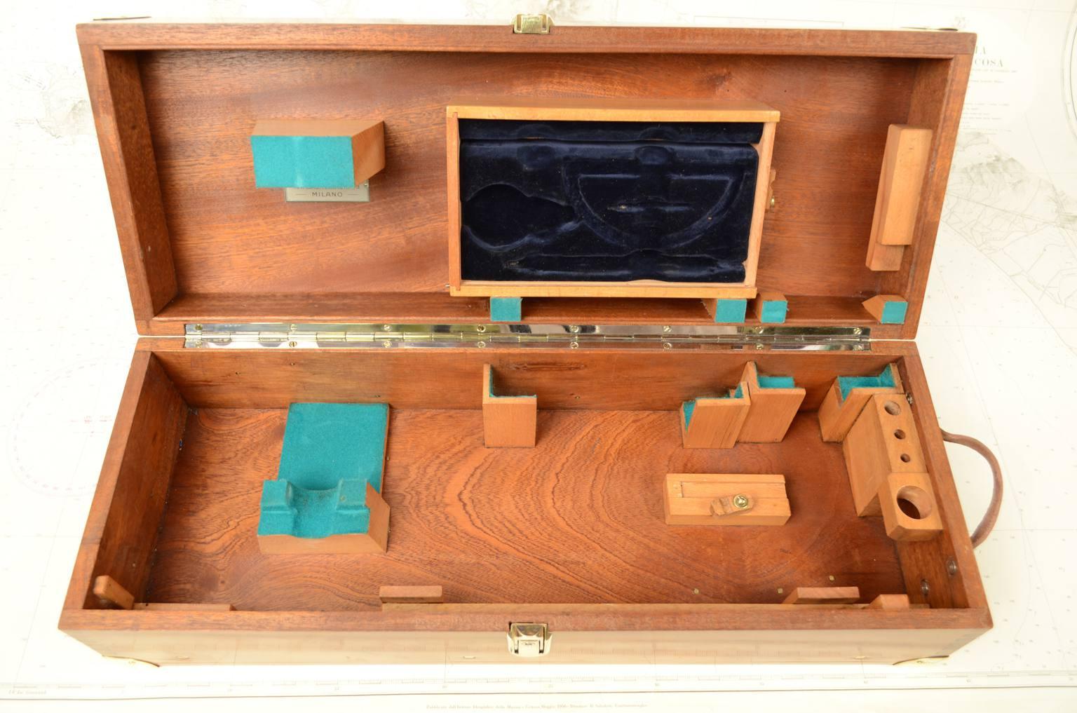 古测量工具/6093-古代地形仪器