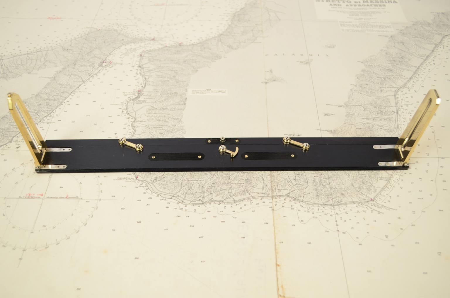 Antiquariato nautico/6095-Parallela carteggio