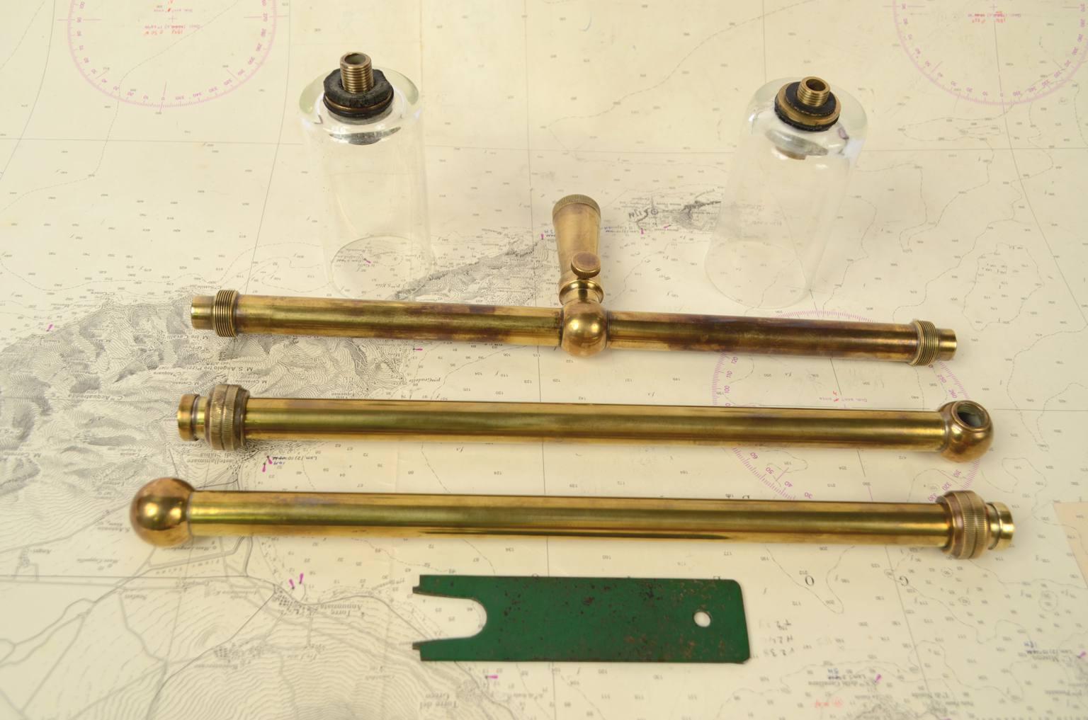 Strumenti di misura antichi/61055-Livella ad acqua 1930