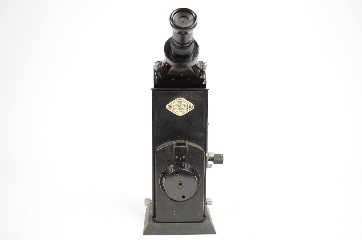 Strumenti di misura antichi/61058-Colorimetro antico