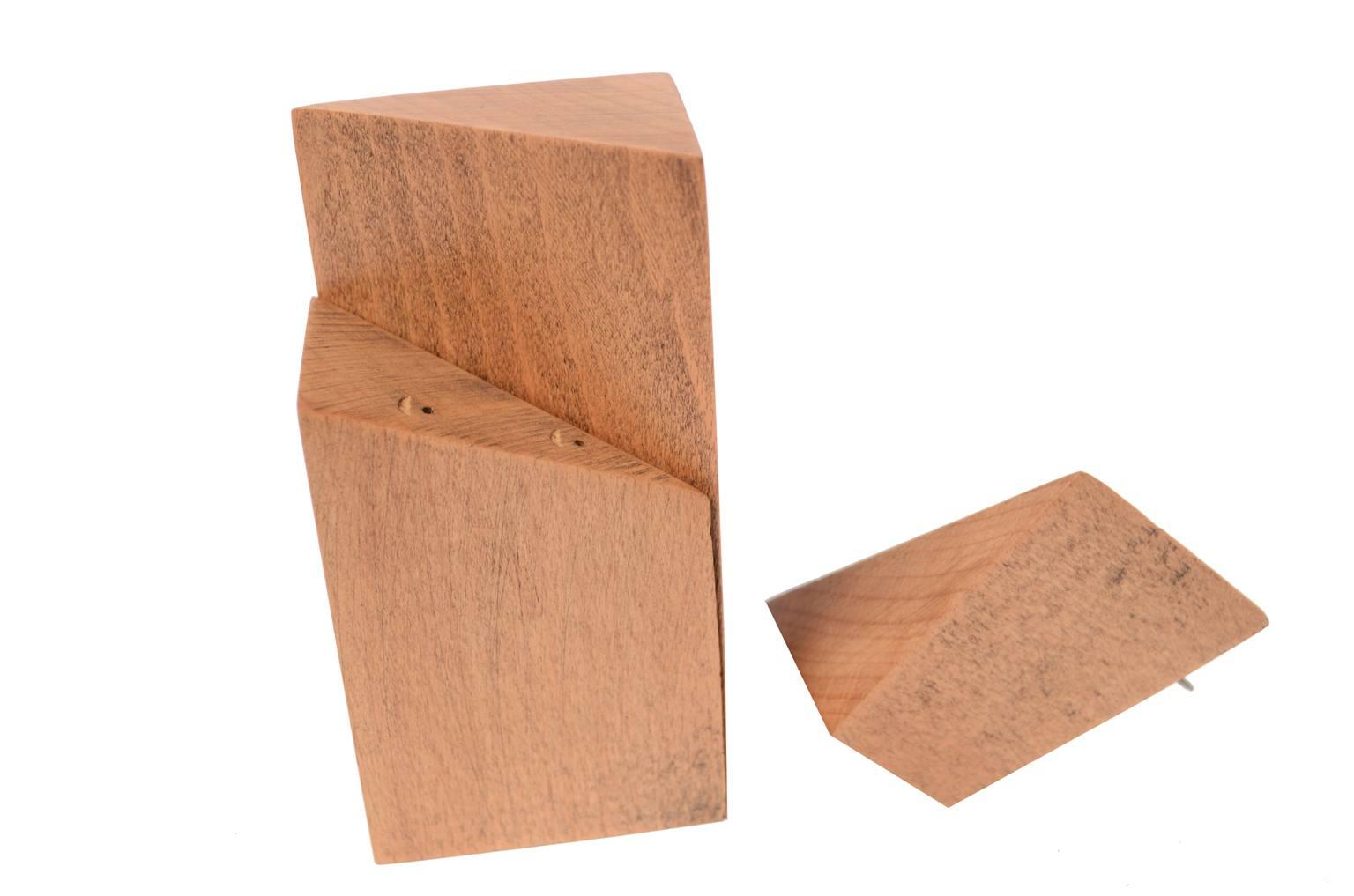 Strumenti di misura antichi/6112-14 solidi geometrici