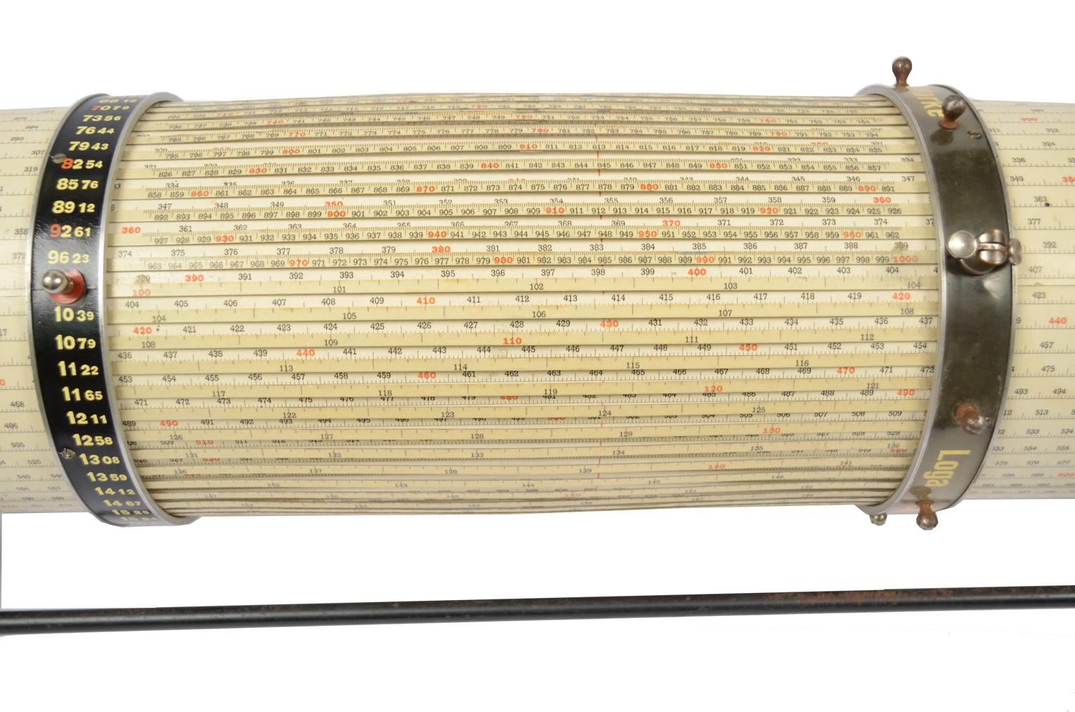 Strumenti di misura antichi/6181-Regolo antico