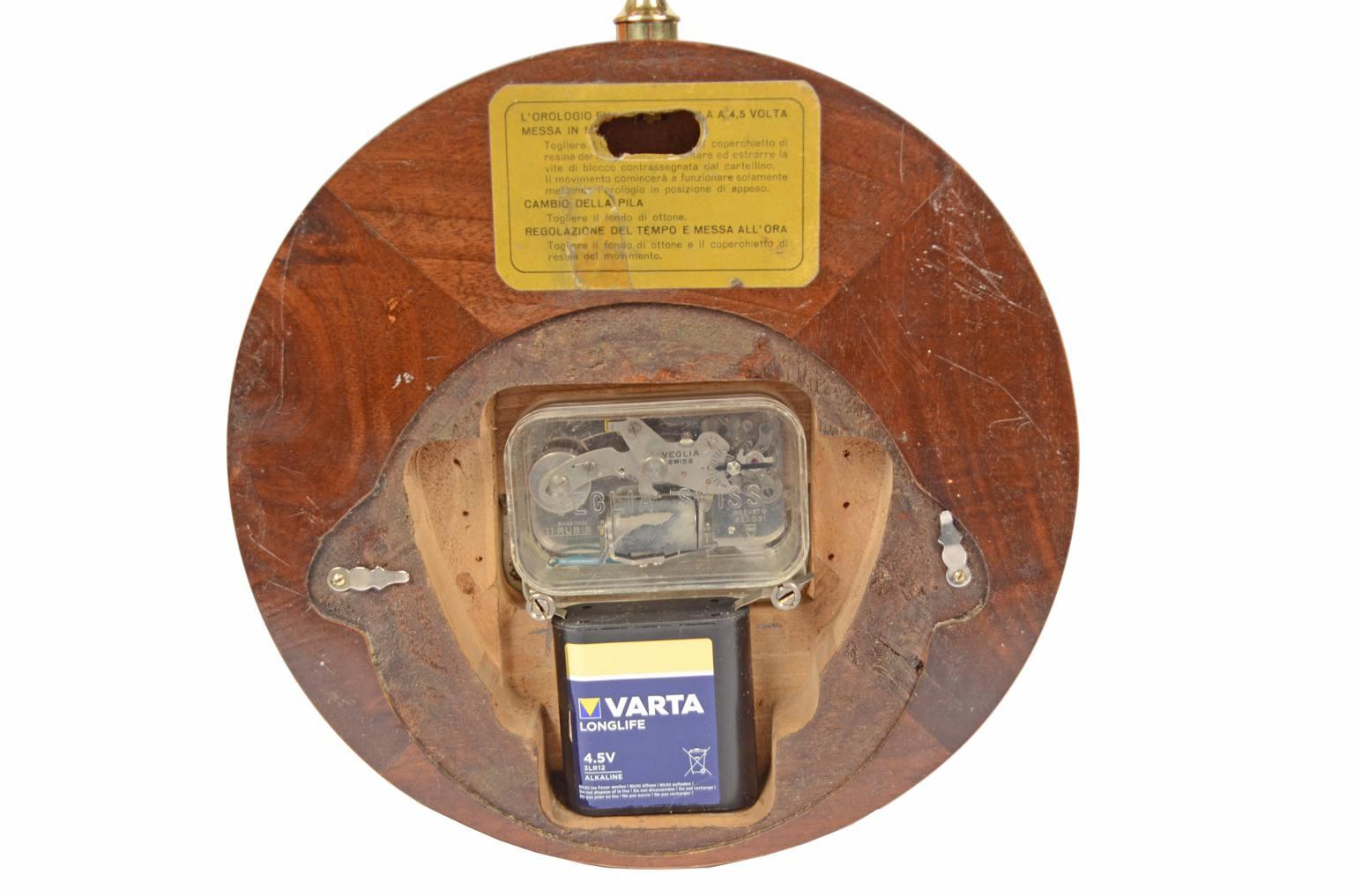 Strumenti di misura antichi/6184-Grande orologio