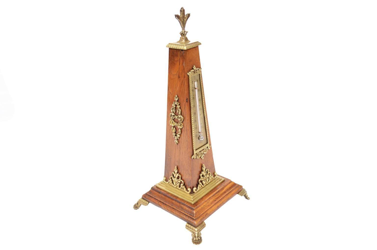 Barometri antichi/6191-Termometro da tavolo