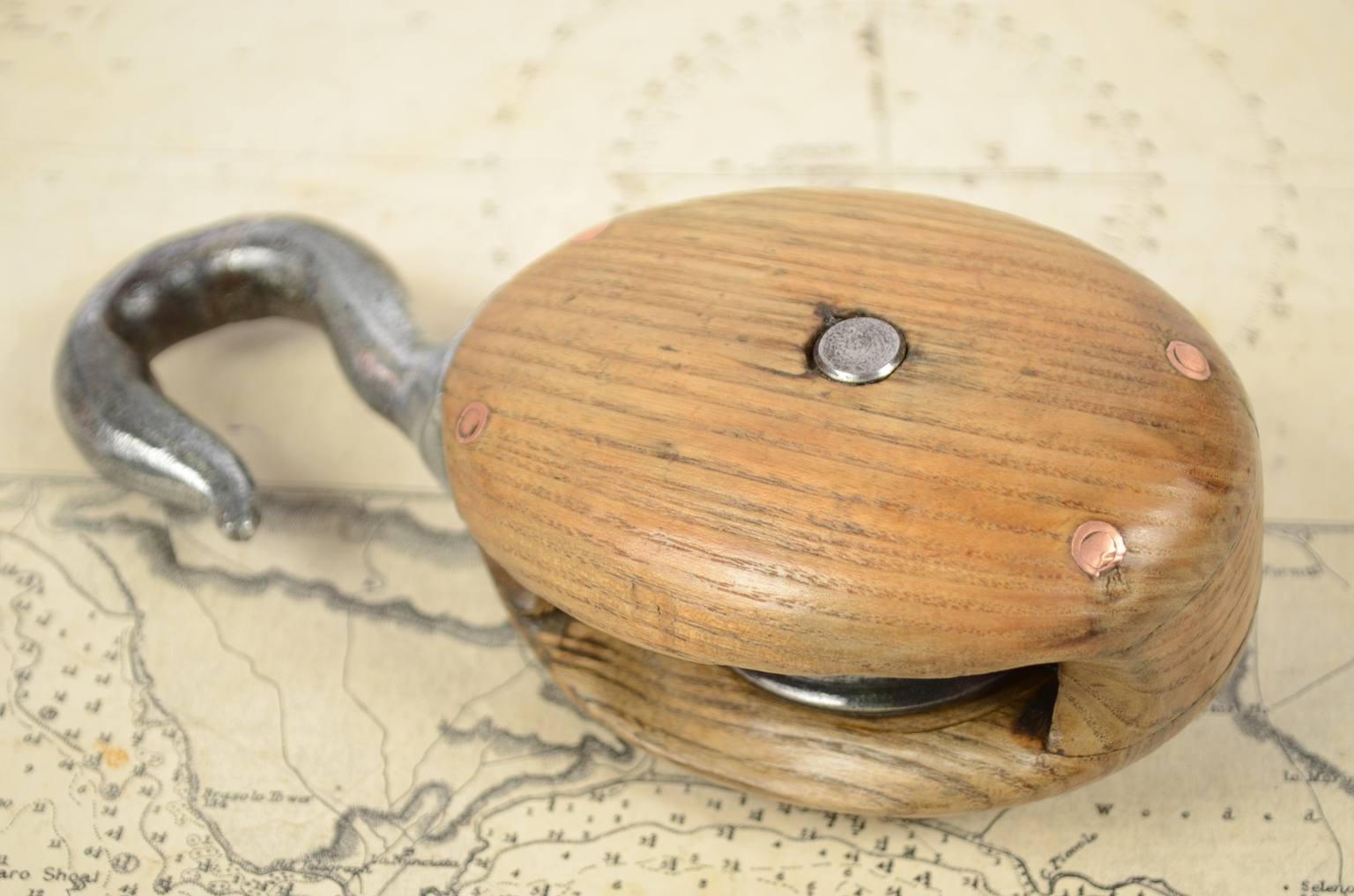 Antiquariato nautico/6237-Bozzello epoca