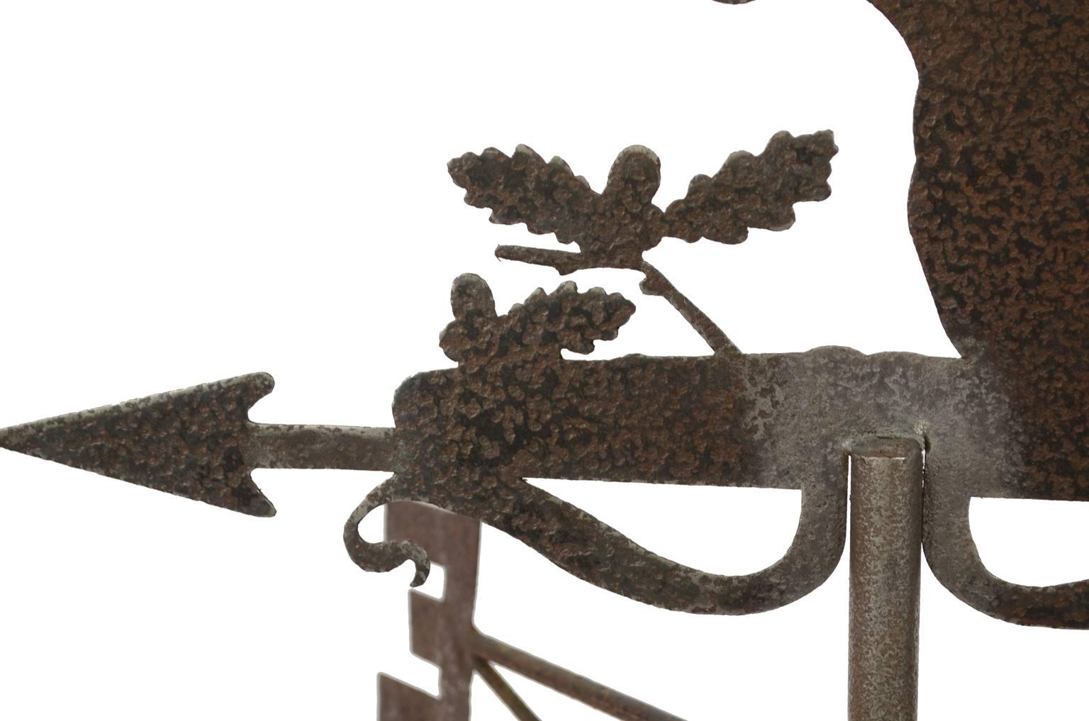 Strumenti di misura antichi/6266-Banderuola segnavento