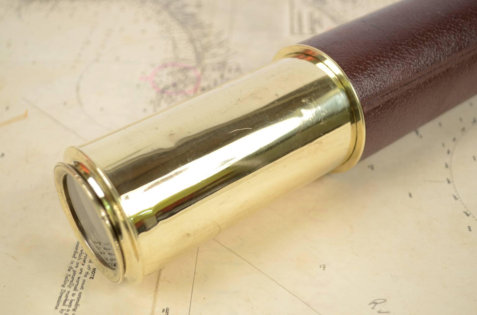 航海类古董/6321-大望远镜