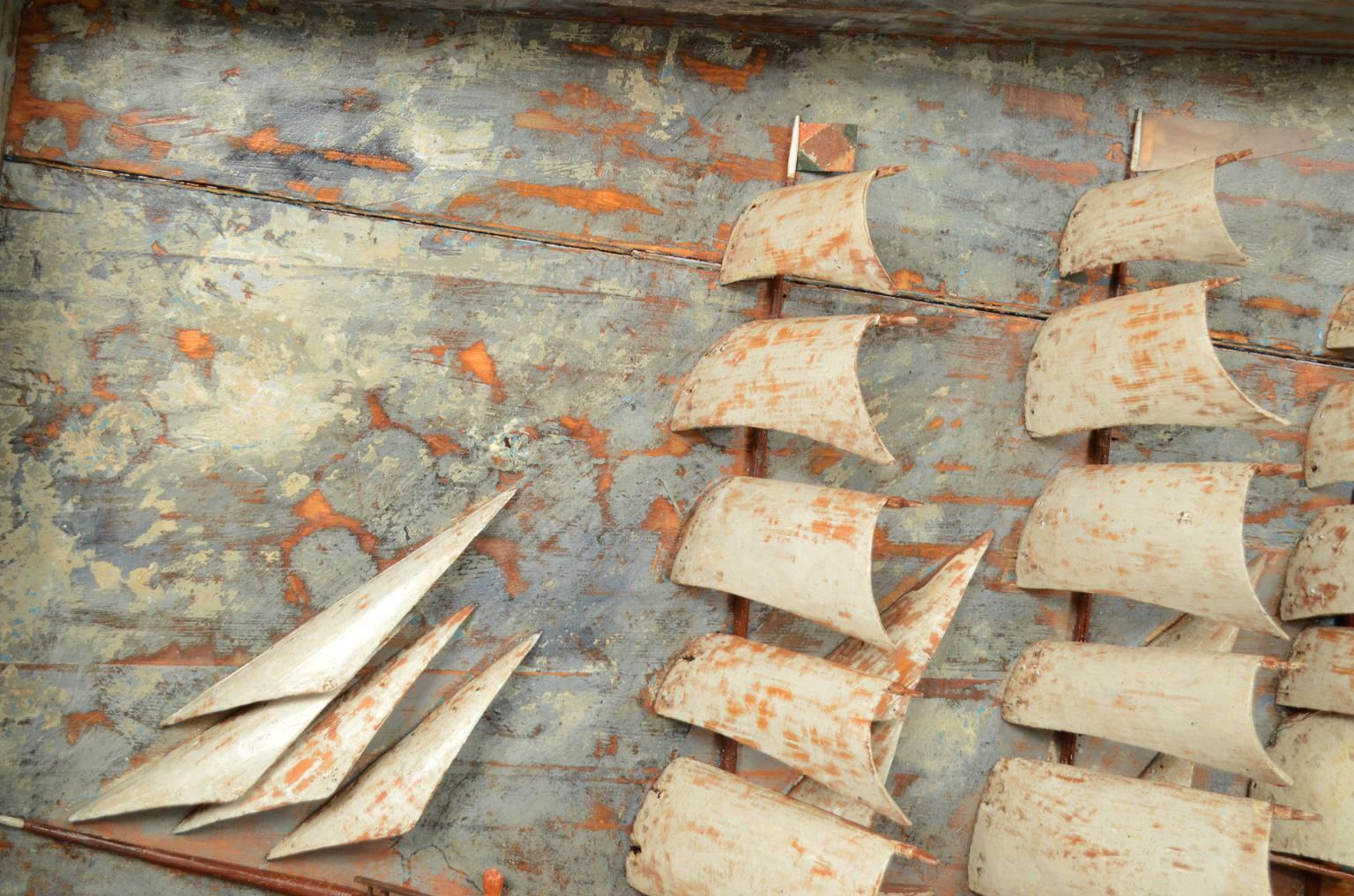 Modelli di navi d'epoca/6328-Diorama nautico