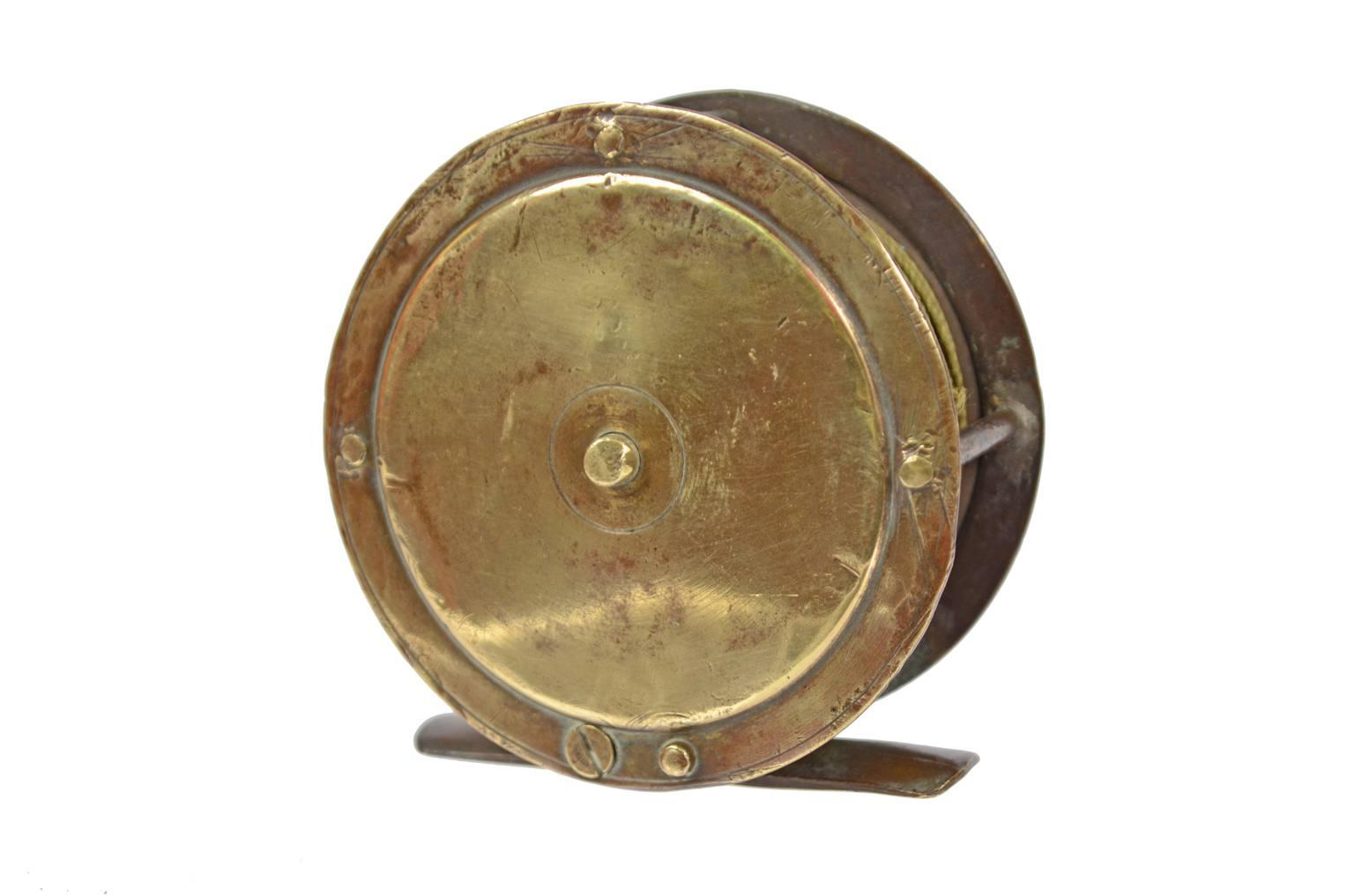 Antiquariato nautico/6338-Antico mulinello
