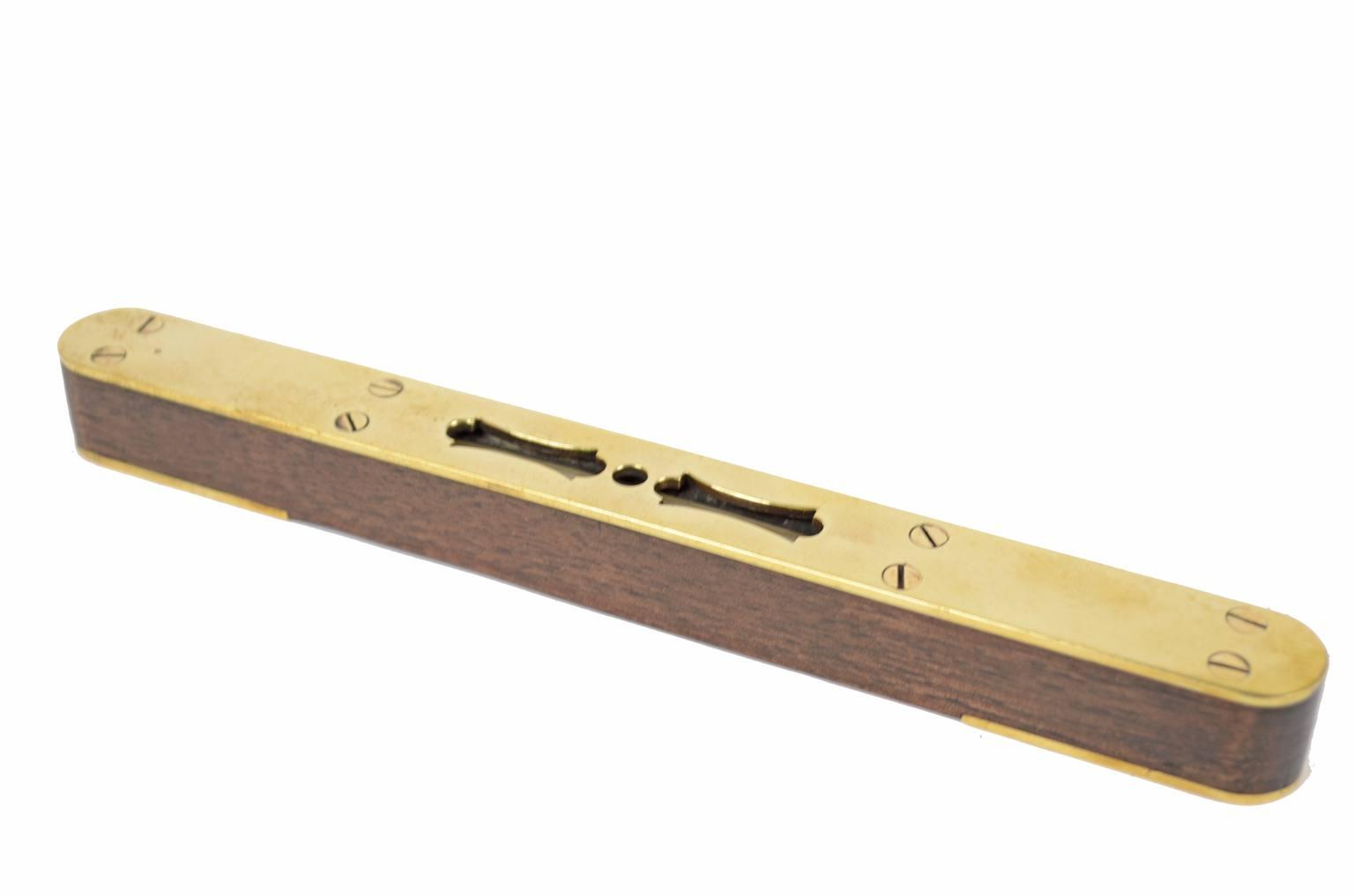 Strumenti di misura antichi/6342-Livella ad acqua