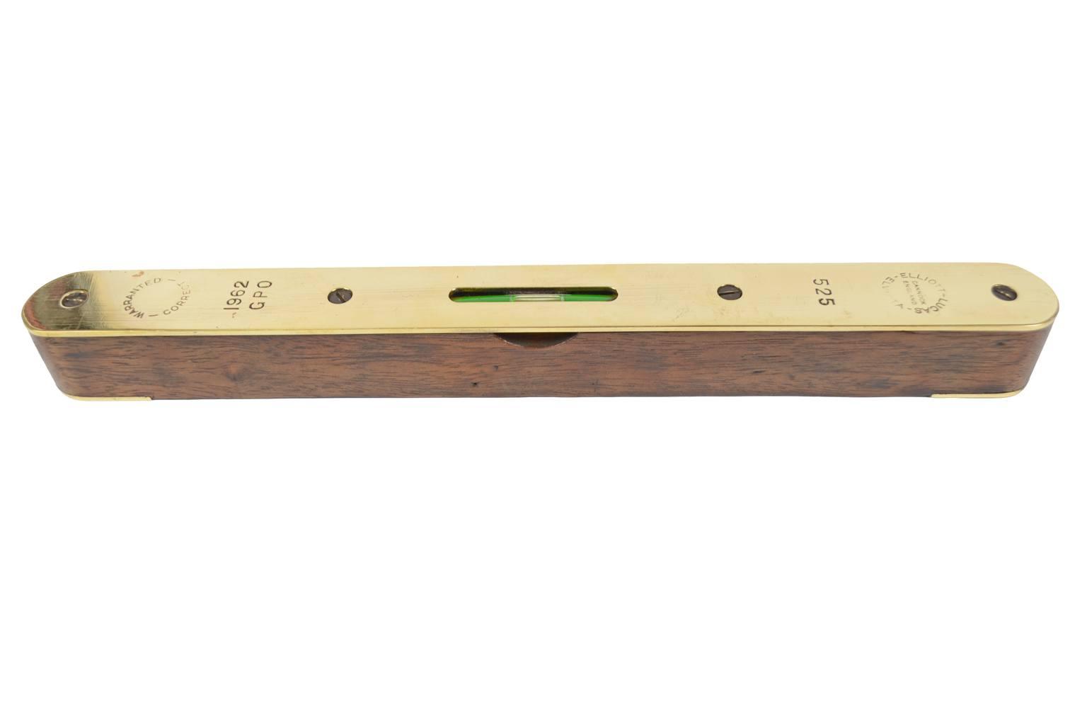 Strumenti di misura antichi/6343-Livella acqua