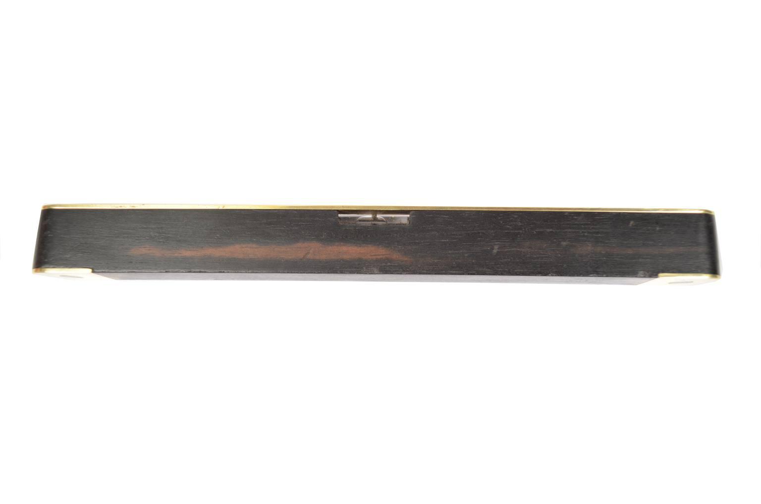 Strumenti di misura antichi/6346b-Livella ad acqua