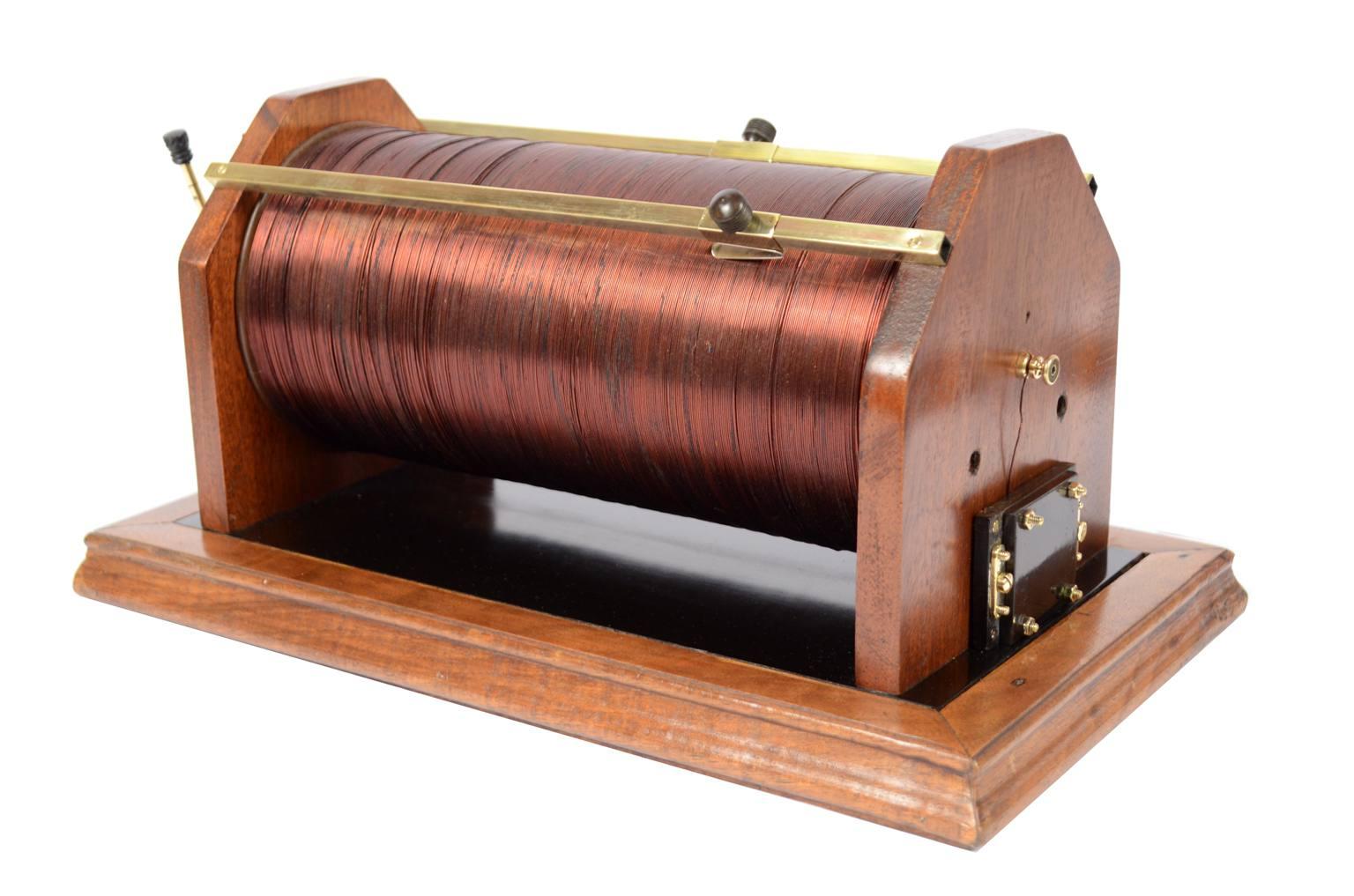Strumenti di misura antichi/A108-Radio a cristallo galena