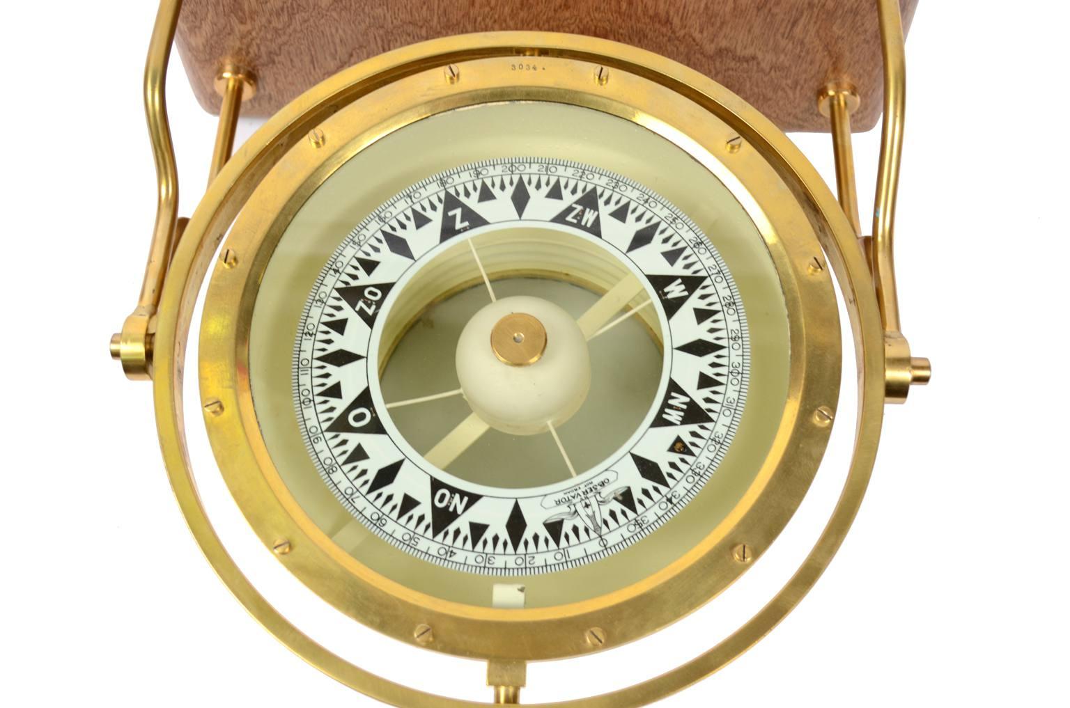 古罗盘/A139-Observator 大型液体罗盘