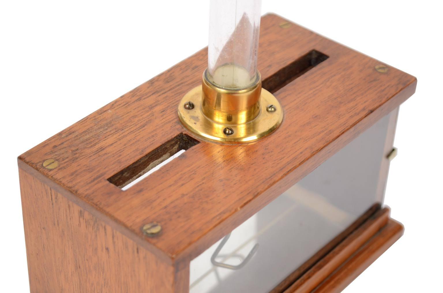 Strumenti di misura antichi/A14-Rivelatore a pendolo